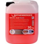 ROTHENBERGER Rocal acid Multi - Koncentrat do odkamieniania 25 kg